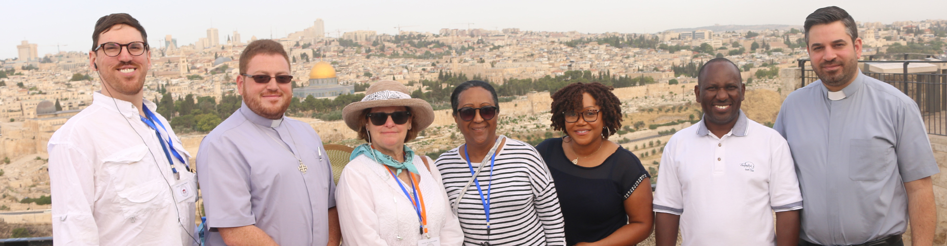 Global Impact Trip to the Holy Land